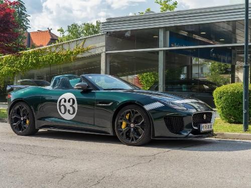 Thumbnail Jaguar F-Type Project 7