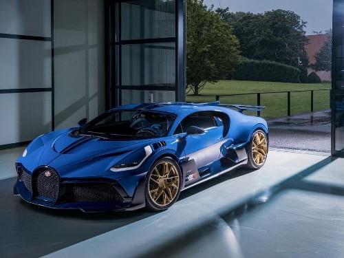Thumbnail Bugatti Divo