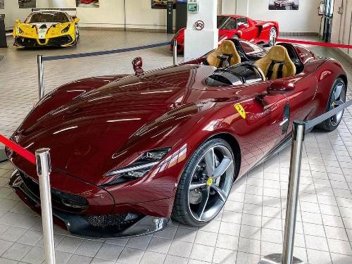 Thumbnail Ferrari Monza