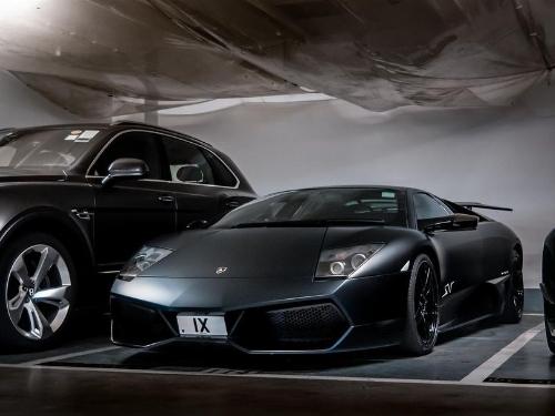 Thumbnail Lamborghini Murciélago