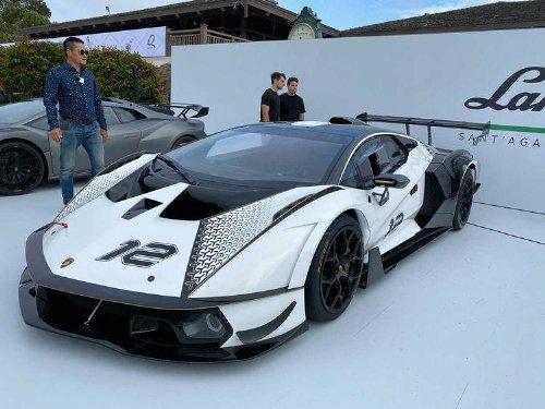 Thumbnail Lamborghini Essenza SCV12