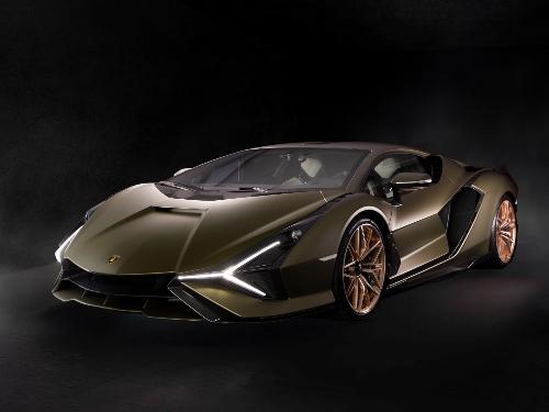 Thumbnail Lamborghini Sián
