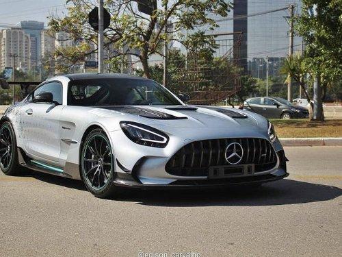 Thumbnail Mercedes-Benz AMG GT Black Series