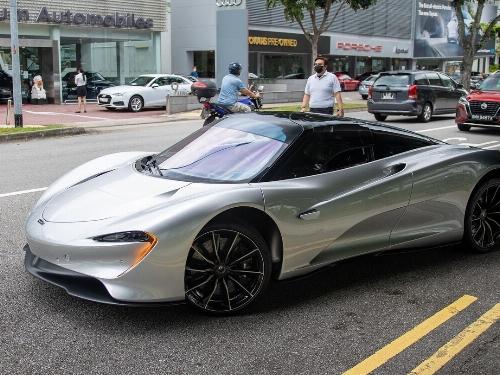 Thumbnail McLaren Speedtail