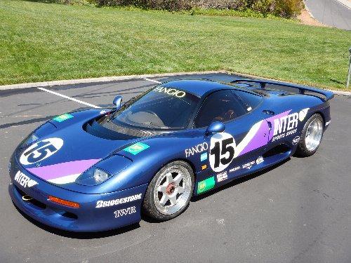 Thumbnail Jaguar XJR-15