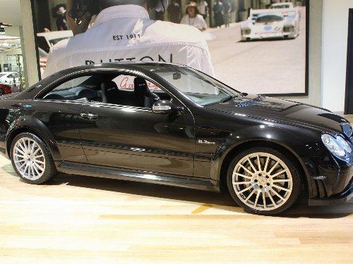 Thumbnail Mercedes-Benz CLK