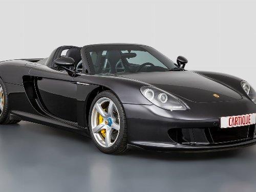Thumbnail Porsche Carrera GT