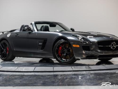 Thumbnail Mercedes-Benz SLS AMG