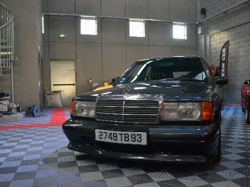 Thumbnail Mercedes-Benz 190E
