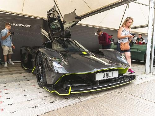 Thumbnail Aston Martin Valkyrie