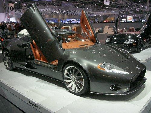 Thumbnail Spyker C8