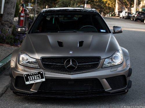 Thumbnail Mercedes-Benz C63 AMG