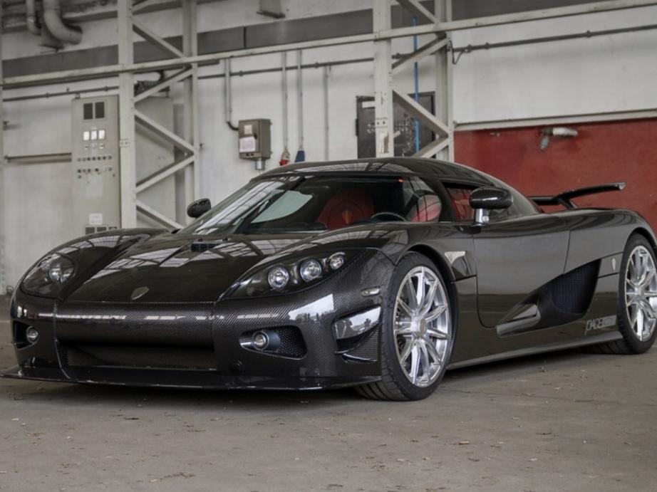 Thumbnail Koenigsegg CCX Edition