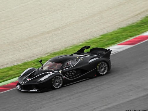 Thumbnail Ferrari FXX K