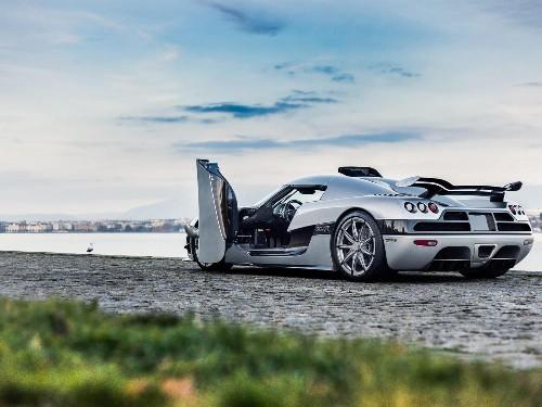 Thumbnail Koenigsegg CCXR Trevita