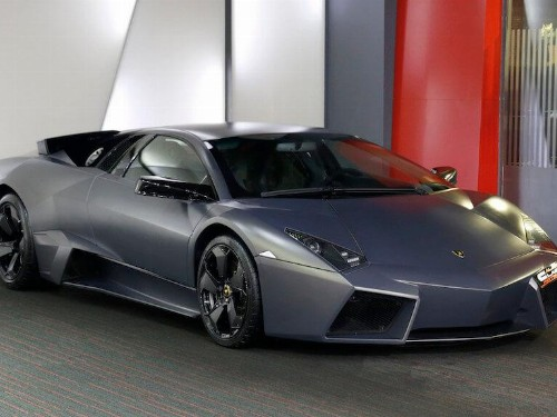 Thumbnail Lamborghini Reventón
