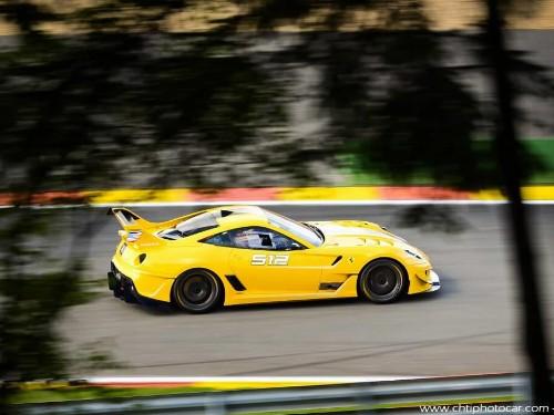Thumbnail Ferrari 599XX