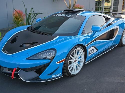 Thumbnail McLaren MSO