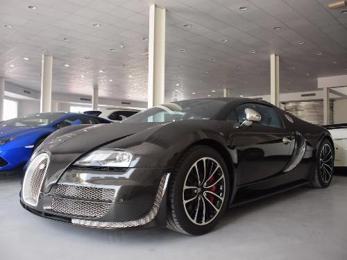 Thumbnail Bugatti Veyron 16.4 Grand Sport Vitesse