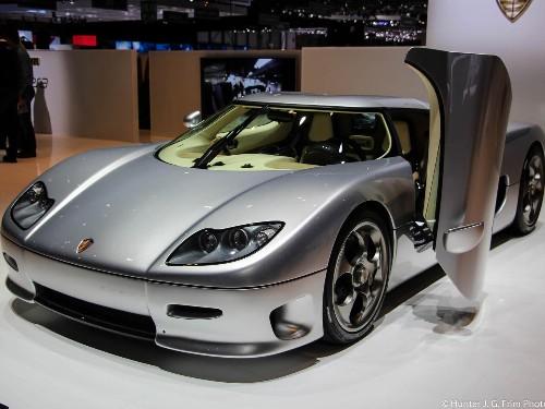 Thumbnail Koenigsegg CC8S