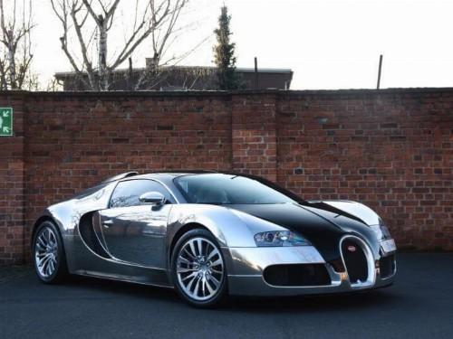 Thumbnail Bugatti Veyron 16.4