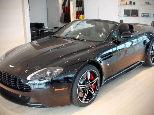 Thumbnail Aston Martin Vantage