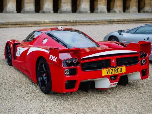 Thumbnail Ferrari FXX