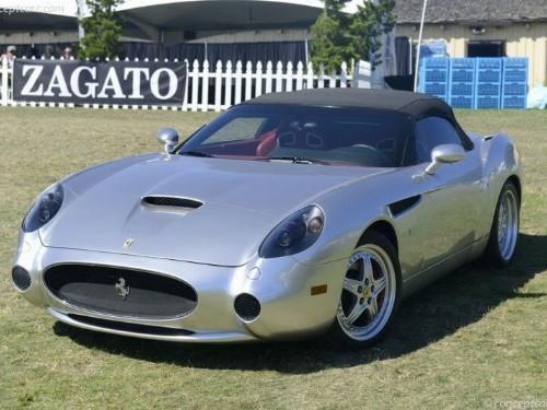 Thumbnail Ferrari 550 Barchetta Zagato