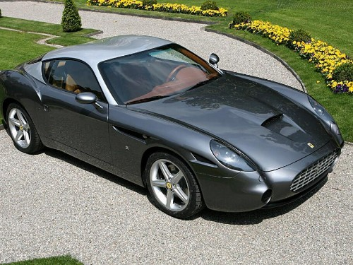 Thumbnail Ferrari 575 GT Zagato
