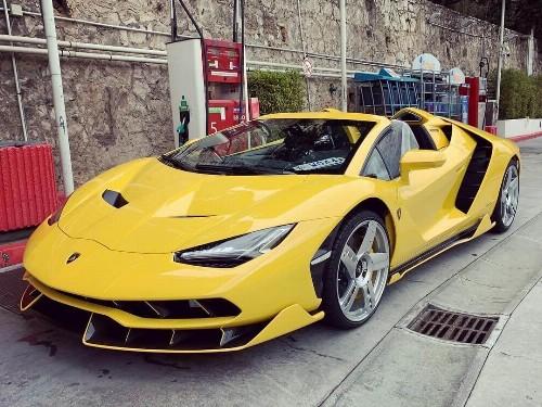 Thumbnail Lamborghini Centenario