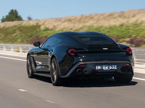 Thumbnail Aston Martin Vanquish