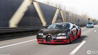 Bugatti Veyron 16.4