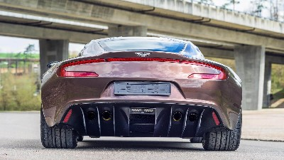 Aston Martin One-77