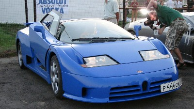 Bugatti EB110