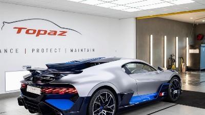 Bugatti Divo